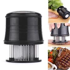 56 Edelstahl Pins Küche Fleischzartmacher Fleisch Steaker Meat Tenderizer