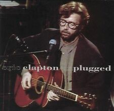 ERIC CLAPTON - MTV UNPLUGGED rare Classic Rock cd 14 songs 1992
