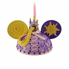 Disney Parks Rapunzel Ear Hat Ornament new with tags