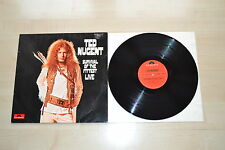 Ted Nugent, Survival Of The Fittest Live , Polydor,Germany 1970, Live In Detroit