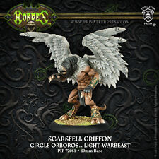 Scarsfell Griffon Light Warbeast - PIP 72061 - Hordes - Circle Orboros - SEALED