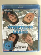 BluRay Striptease only for Ladies