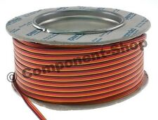 25 m Roll of JR light weight servo wire 26awg - UK seller