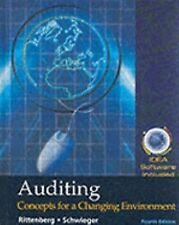 Auditing: Concepts for a Changing Environment with IDEA Software by Rittenberg,