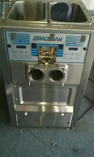 Spaceman 6245 soft serve ice cream/ frozen yogurt machine
