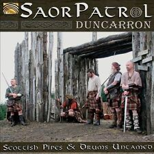 Duncarron: Scottish Pipes & Drums Untamed, New Music