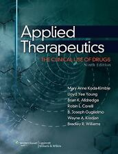 Applied Therapeutics: The Clinical Use of Drugs (Point (Lippincott Williams & ..