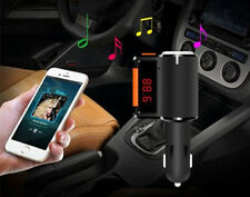Wireless Bluetooth Car Kit MP3 Player USB Charger A2DP FM Transmitter Handsfree