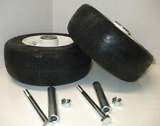 Walker Mower FLAT FREE Tire Deck Wheel KIT