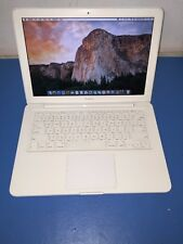 Apple Macbook A1342 Core 2 Duo 2.26 GHz 120 GB HDD 2GB MEMORY+BATTERY LATE 2009