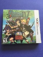 Etrian Odyssey IV Legends of the Titan *Limited Edition Package* for 3DS NEW