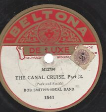 RAR: Bob Smith 's ideale Band-The Canal Cruise (marca beltona 1541)