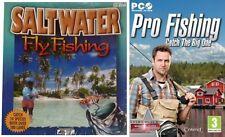 Salt Water Fly Fishing catturare specie 14 con 100 Esche & PRO da pesca NUOVO e SIGILLATO
