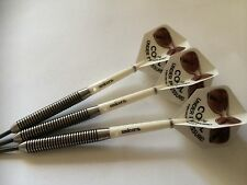 APACHE 17g Tungsten Darts Set, Unicorn Grippers & Cool Under Pressure Flights