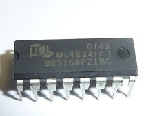 ML4824 ML4824P1 Power Factor Correction PWM 0.7mA 81KHz DIP-16 -UK SELLER