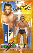 WWE RUSEV WRESTLING FIGURE SERIES 47 SUPER ATHLETE BULGARIAN BRUTE LANA IN STOCK
