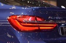 BMW G11 G12 7 Series 2016+ Euro Spec OEM Amber Lenses Taillight Set Of 4 NEW