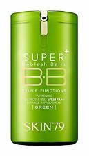 Skin79 Super Plus Beblesh Balm Triple Functions Green B.B Cream 40g US Seller BB