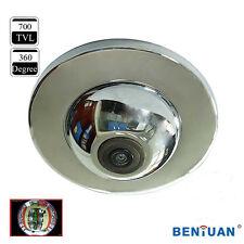 360 Degree Fisheye Wide Angle 700TVL 1/3 SONY CCD OSD Meun Indoor CCTV Camera