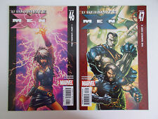 X-Men 46, 47, 48, 49 (4 book lot) Marvel, Ultimate X-Men,  F/VF