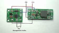 Controller PWM (dimmer) to control LED driver.