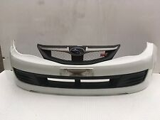 Subaru impreza grb gvb grf  sti front bumper grill nose fender panel