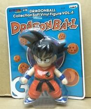 Bandai Banpresto Dragon Ball soft Vinyl figure 5 inches Teenager Goku Son Orange