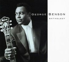The George Benson Anthology by George Benson (Guitar) (CD, Oct-2000, 2 Discs,...