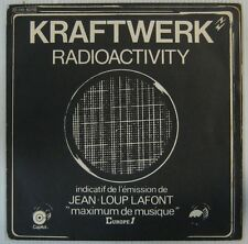 Europe1 45 tours Maximum de musique Kraftwerk 1976