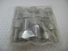 3214  Lot of 12 Ebara P/N: C1010-220-0001 Hexagon Socket Head Cap Screws
