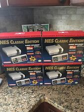 Nintendo Entertainment System - NES Classic Edition Brand New Sold Out !!!