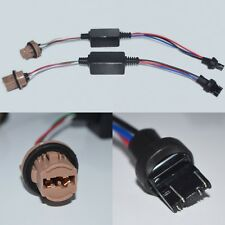 2 x T20 7440 7444 LED Error warning Canceller Load Resistor Hyper Flash Decoder