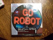 """RED HOT CHILI PEPPERS Go Robot - Live 12"""" Picture Disc - NEW RSD 2017 LP"""