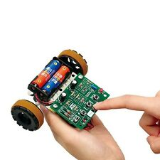 ARTEC EDUCATIONAL 93564 Push Button Programmable Robot Kit (NON SOLDER)
