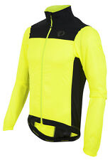 Pearl Izumi 2017 PRO P.R.O. Barrier Lite Jacket Screaming Yellow/Black - Medium