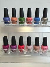 OPI Nail Polish NEW ORLEANS Kit . Set of 12 Colors Full Size 0.5 oz/ 15 ml