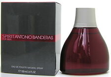 Antonio Banderas Spirit for Men 100 ml EDT Spray  Neu OVP