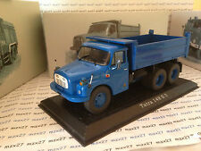 CAMION TATRA 148 S3 BENNE EDITIONS ATLAS  1/43 EME NEUF SOUS EMBALLAGE CARTON