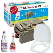 CASSETTA DI RICAMBIO WC Toilet fresh up set C200 THETFORD CARTA IN OMAGGIO