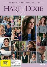 Hart Of Dixie COMPLETE Season (Four) 4 : NEW DVD