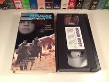 * Rough Rider Rare TV Movie Family Western VHS 1977 Leif Garrett Pony Express