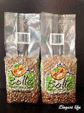 2 PACKS of THAILAND BOLLE Premium Black Tapioca Pearls Boba Bubble Tea 2.2 Lbs