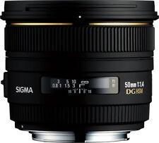 Sigma Sony EX DG 50 mm 1:1,4 HSM **DEMO*NEU*HÄNDLER*SOFORT* A-Mount