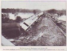 1935  --  PRES WASHINGTON  DERAILLEMENT TRAIN  H167