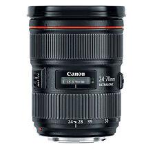 Canon EF 24-70mm f/2.8L II USM w/FREE Hoya NXT UV Filter *NEW*