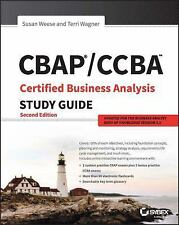 Cbap / Ccba Certified Business Analysis Study Guide, Second Edition by Terri...