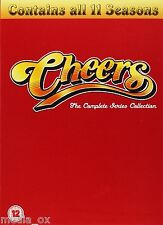 Cheers - The Complete TV Series (Season) 1-11 Collection Box Set | New | DVD