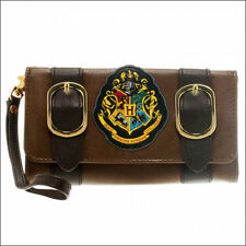 1x Harry Potter Official Wallet Purse Hogwarts Castle Crest Satchel Fold