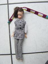 Petra  Puppe --60-70 er Jahre -  original+  Kostüm  von Plasty