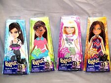 Bratz Doll clothes include: 4 Paper Dolls, All Clothing & Accessories NIB Sealed